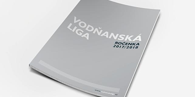 Ročenka Vodňanské ligy 2017/2018: stahujte!