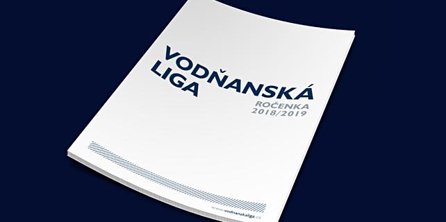 Ročenka Vodňanské ligy 2018/2019: STAHUJTE!