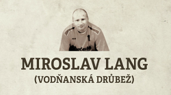 Miroslav Lang byl uveden do Klubu ligových legend