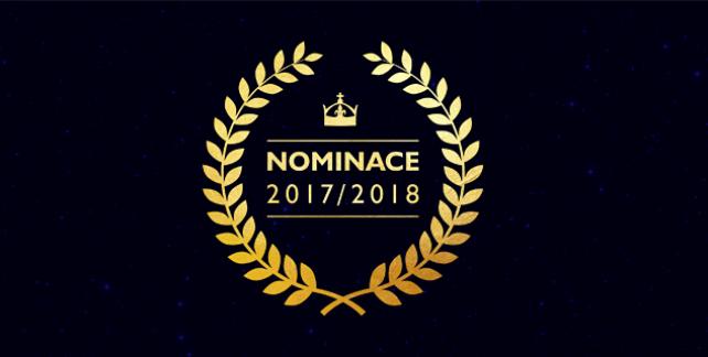 Nominace na nejlepší individuality sezóny 2017/2018