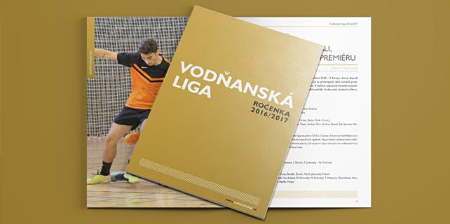 Ročenka Vodňanské ligy 2016/2017: stahujte!