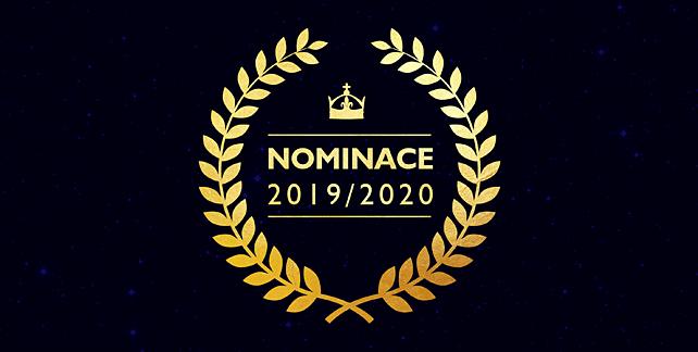 Nominace na nejlepší individuality sezóny 2019/2020