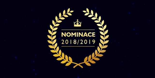 Nominace na nejlepší individuality sezóny 2018/2019